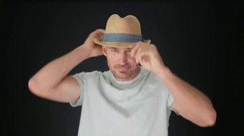 Capillus Cap+ Volumizing Keratin Brush TV Spot, 'Hide Thinning Hair: Men: $35 Off' - Thumbnail 1
