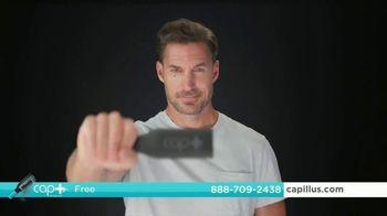 Capillus Cap+ Volumizing Keratin Brush TV Spot, 'Hide Thinning Hair: Men: $35 Off' - Thumbnail 2