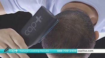 Capillus Cap+ Volumizing Keratin Brush TV Spot, 'Hide Thinning Hair: Men: $35 Off' - Thumbnail 6