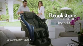 Brookstone Mach IX Massage Chair TV Spot, 'What You Deserve' - Thumbnail 10