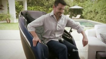 Brookstone Mach IX Massage Chair TV Spot, 'What You Deserve' - Thumbnail 4