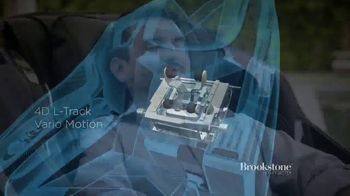 Brookstone Mach IX Massage Chair TV Spot, 'What You Deserve' - Thumbnail 6