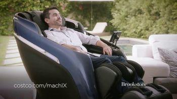 Brookstone Mach IX Massage Chair TV Spot, 'What You Deserve' - Thumbnail 7