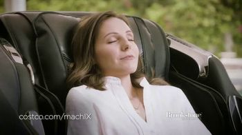 Brookstone Mach IX Massage Chair TV Spot, 'What You Deserve' - Thumbnail 8