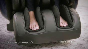Brookstone Mach IX Massage Chair TV Spot, 'What You Deserve' - Thumbnail 9