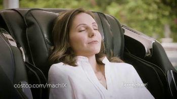 Brookstone Mach IX Massage Chair TV Spot, 'What You Deserve'