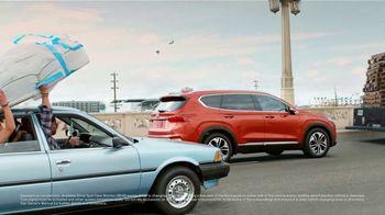 2020 Hyundai Santa Fe TV Spot, 'Reckless' [T1] - Thumbnail 2