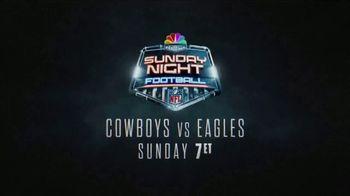 XFINITY TV Spot, 'NBC Sunday Night Football: Cowboys vs Eagles' - Thumbnail 9