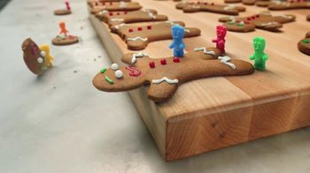 Sour Patch Kids TV Spot, 'Gingerbread Man'