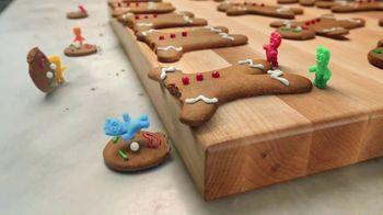 Sour Patch Kids TV Spot, 'Gingerbread Man' - Thumbnail 5