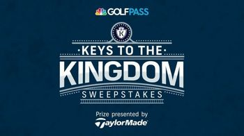 GolfPass TV Spot, 'Keys to the Kingdom Sweepstakes' - Thumbnail 2