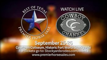 Premier Horse Sales TV Spot, '2020: Cowtown Coliseum and Fort Worth Stockyards' - Thumbnail 9