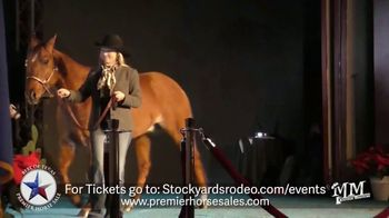 Premier Horse Sales TV Spot, '2020: Cowtown Coliseum and Fort Worth Stockyards' - Thumbnail 2