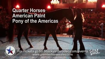 Premier Horse Sales TV Spot, '2020: Cowtown Coliseum and Fort Worth Stockyards' - Thumbnail 4