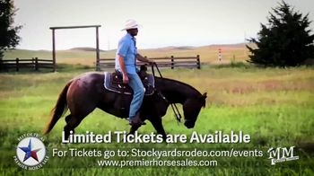 Premier Horse Sales TV Spot, '2020: Cowtown Coliseum and Fort Worth Stockyards' - Thumbnail 5