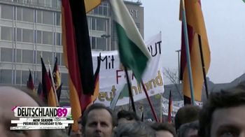 When We All Vote TV Spot, 'Deutschland 89: A Nation on the Brink' - Thumbnail 6