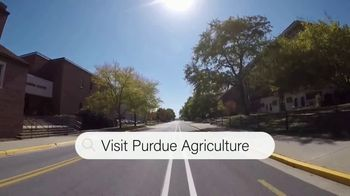 Purdue University College of Agriculture TV Spot, 'Virtual Visit' - Thumbnail 2
