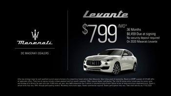 2020 Maserati Levante TV Spot, 'Elevate' [T2] - Thumbnail 3