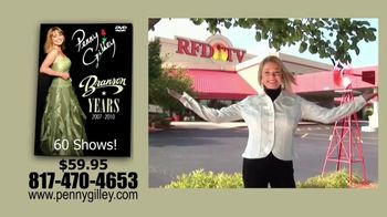Penny Gilley TV Spot, 'The Branson Years' - 65 commercial airings