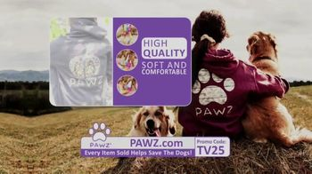 Pawz TV Spot, 'Soft and Comfortable Clothing: Save 25%' - Thumbnail 2