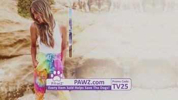 Pawz TV Spot, 'Soft and Comfortable Clothing: Save 25%' - Thumbnail 3