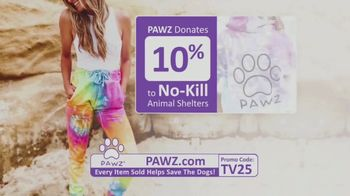 Pawz TV Spot, 'Soft and Comfortable Clothing: Save 25%' - Thumbnail 4