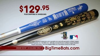 Big Time Bats TV Spot, 'LA Dodgers 2020 World Series Champions Louisville Slugger Bats' - Thumbnail 7