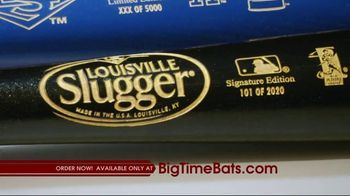 Big Time Bats TV Spot, 'LA Dodgers 2020 World Series Champions Louisville Slugger Bats' - Thumbnail 6