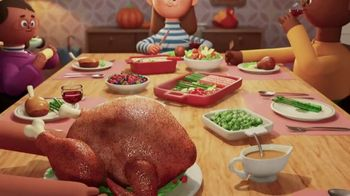 The Kroger Company TV Spot, 'Holidays: Lots of Love to Give' Song by The Four Tops - Thumbnail 1