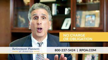 Retirement Planners of America TV Spot, 'Financial Risk' - Thumbnail 5