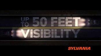 Sylvania Headlight Bulbs TV Spot, 'Switch Today, See Better Tonight'