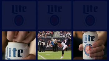 Miller Lite TV Spot, 'Sounds Like It's Miller Time, Bears Fans' - Thumbnail 2