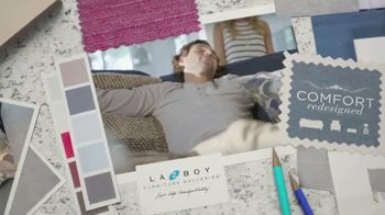 La-Z-Boy Double Discount Days TV Spot, 'Special Piece: 20% Off First Item and 40% Off Second Item' - Thumbnail 1
