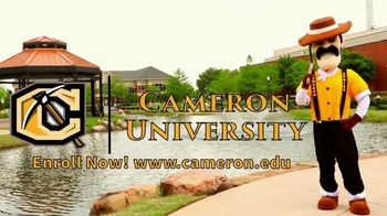 Cameron University TV Spot, 'Find Out More'