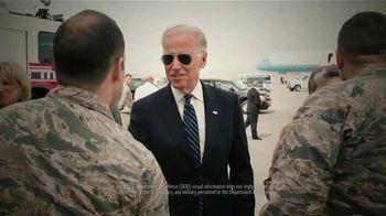 Biden for President TV Spot, 'Service Members' - Thumbnail 7