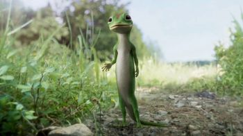 GEICO TV Spot, \'The Gecko Reveals \