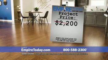 Empire Today 50-50-50 Sale TV Spot, 'Get Big Savings on Beautiful New Floors' - Thumbnail 4