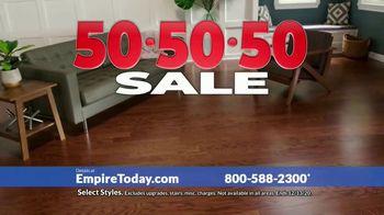 Empire Today 50-50-50 Sale TV Spot, 'Get Big Savings on Beautiful New Floors' - Thumbnail 6