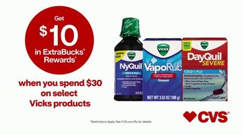 CVS Health TV Spot, 'Superhero: Vicks Products' - Thumbnail 8