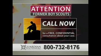 Guardian Legal Network TV Spot, 'Former Boy Scouts' - Thumbnail 3