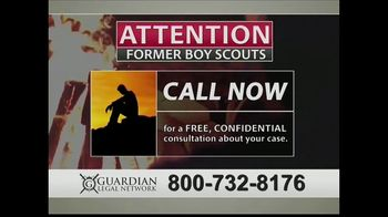 Guardian Legal Network TV Spot, 'Former Boy Scouts' - Thumbnail 4