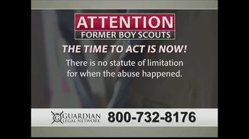 Guardian Legal Network TV Spot, 'Former Boy Scouts' - Thumbnail 5