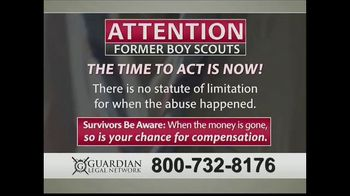 Guardian Legal Network TV Spot, 'Former Boy Scouts' - Thumbnail 6
