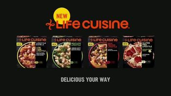 Life Cuisine TV Spot, 'Your Lifestyle' - Thumbnail 7