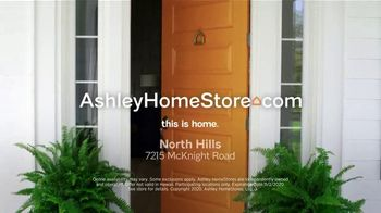Ashley HomeStore Lowest Prices of the Season TV Spot, '0% Interest for 72 Months' - Thumbnail 6