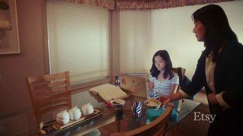 Etsy TV Spot, 'Gift Like You Mean It: Shiori' - Thumbnail 5