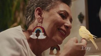 Etsy TV Spot, 'Gift Like You Mean It: Earrings' Song by Wolfgang Amadeus Mozart