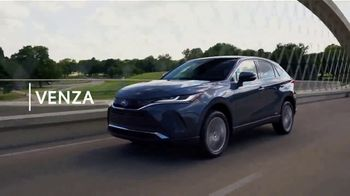 2021 Toyota Venza TV Spot, 'Barrett-Jackson: Sum Up' [T1] - Thumbnail 2