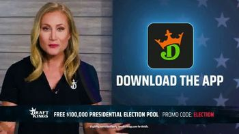 DraftKings TV Spot, 'Presidential Election Pool: $100,000' - Thumbnail 6
