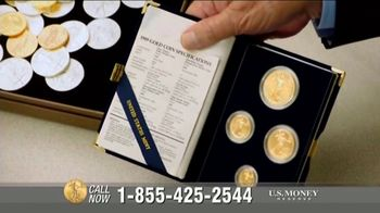 U.S. Money Reserve TV Spot, 'Don't Wait Until the Next Crisis' - 10 commercial airings